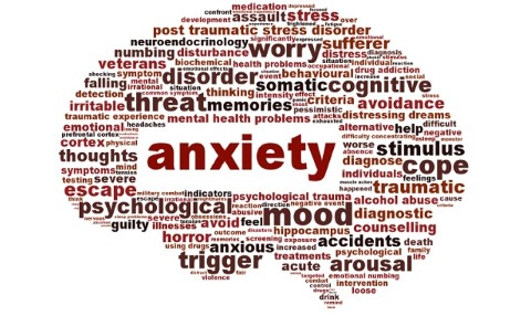 Anxiety Disorder Sample Image